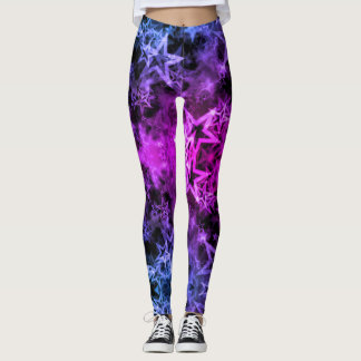 Smoke & Mirrors Miami Star Leggings