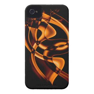Smoke n Gold (3).JPG iPhone 4 Case