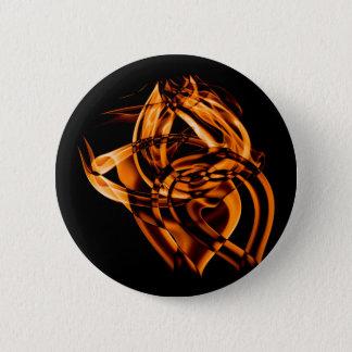 Smoke n Gold (4).JPG 2 Inch Round Button