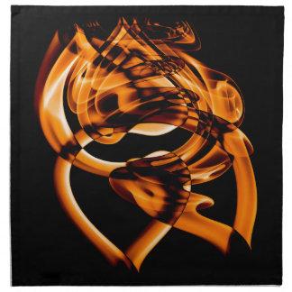 Smoke n Gold (5).JPG Napkin