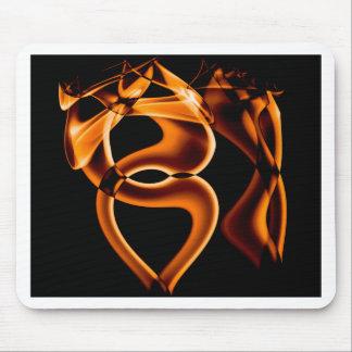 Smoke n Gold (7).JPG Mouse Pad