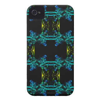 Smoke pattern (9) iPhone 4 Case-Mate cases