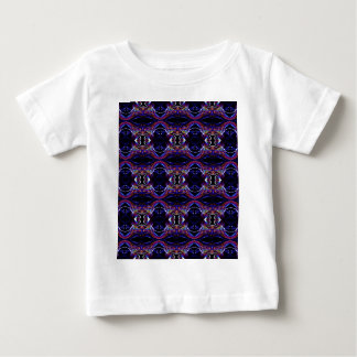 Smoke Pattern Ab (7) Baby T-Shirt