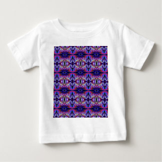 Smoke Pattern Ab (8) Baby T-Shirt