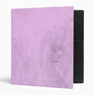Smoke (Purple Electric)™ 3-Ring Binder