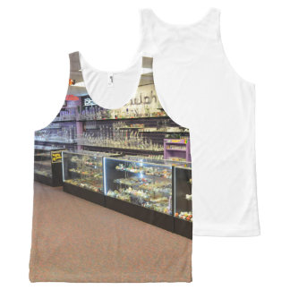Smoke Shop All-Over-Print Tank Top