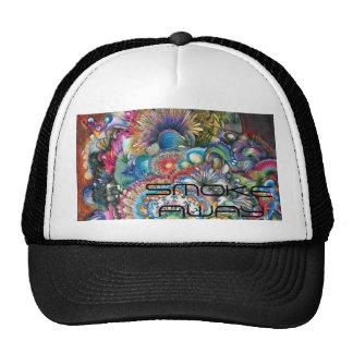 smoke shop trucker hat