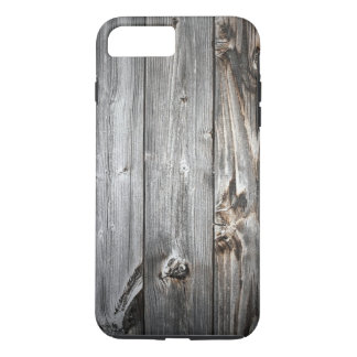 Smoked Wood Pattern iPhone 7 Plus Case