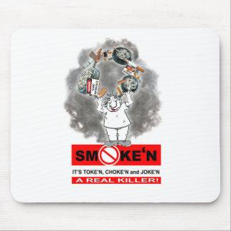 SMOKEN_TOKEN_1 MOUSE PAD
