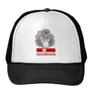 SMOKEN_TOKEN_1 TRUCKER HAT