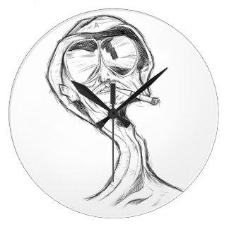 Smoker Clock