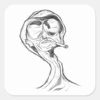 Smoker Stickers