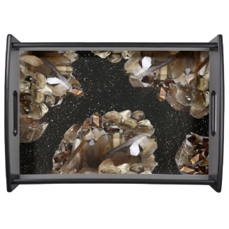 Smokey Beauty Serving Tray