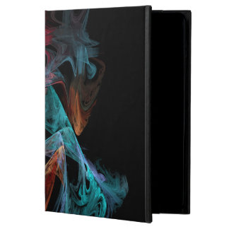 Smokey Fractal iPad Air Cover