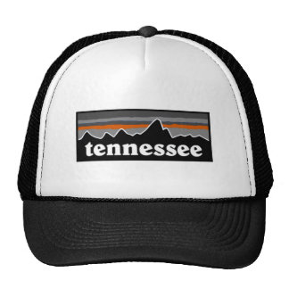 Smokey Grey and Black Tennessee Mountain Hat