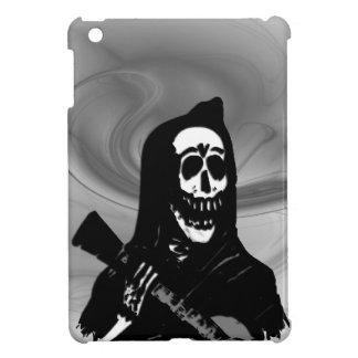 Smokey Guitar Skeleton Serenade iPad Mini Case