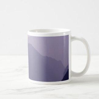Smokey Mountains Haze Coffee Mugs