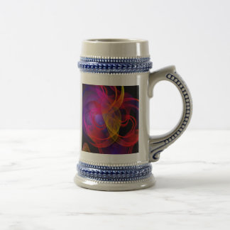 Smokey Swirls Coffee Mugs