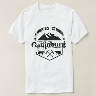 smokies strong for gatlinburg t shirt