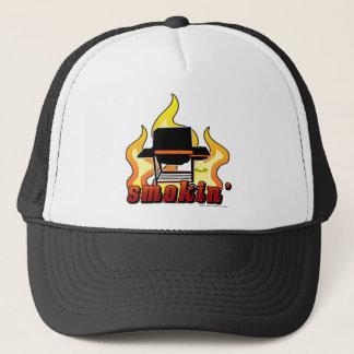 Smokin BBQ lover Trucker Hat