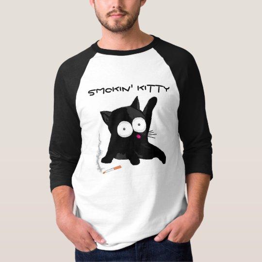 Smokin' Kitty T-Shirt