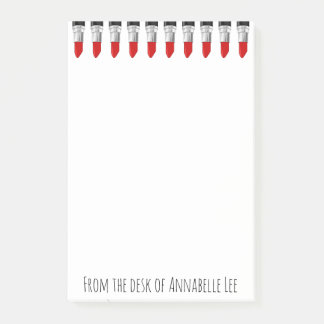 Smokin' Red Lipstick Post-it Notes