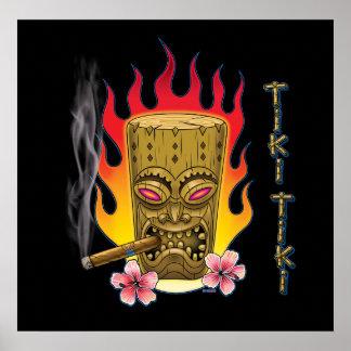 Smokin' Tiki Tiki! Poster