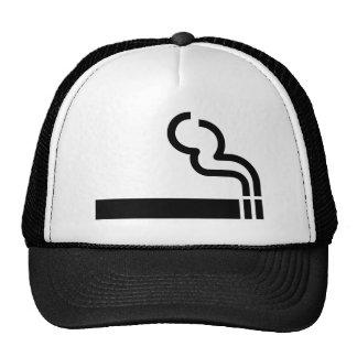 Smoking Allowed Mesh Hats