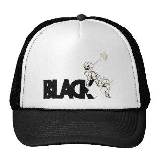 smoking blackstar mesh hats