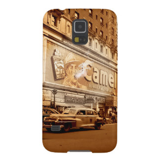 """Smoking"" Camel Commercial in New York Galaxy S5 Cases"
