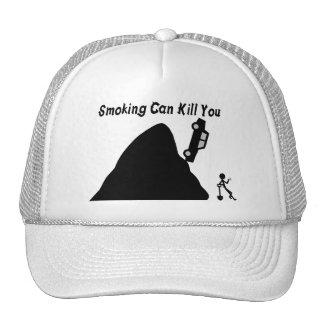Smoking Can Kill You Trucker Hat