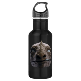 Smoking dinosaur 532 ml water bottle