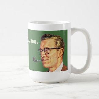 smoking drinking and you - green mug