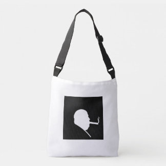 Smoking Gangster All-Over-Print Tote Bag