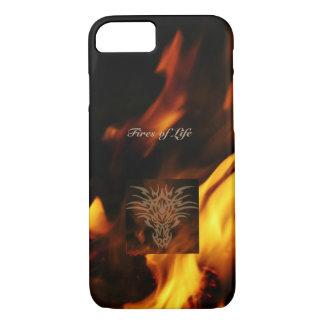 Smoking hot Dragon iPhone Case