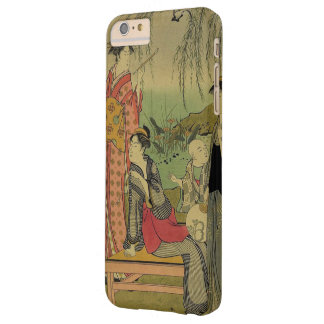 Smoking in the Garden Barely There iPhone 6 Plus Case