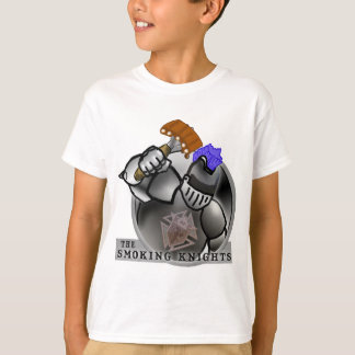 SMOKING KNIGHTS T-Shirt