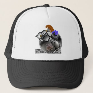 SMOKING KNIGHTS TRUCKER HAT