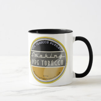 Smoking Pipe Tobacco Mug 15oz
