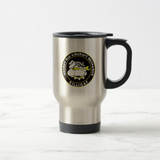 Smoking Rivet Travel Mug
