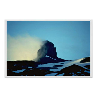 Smoking Snows Posters