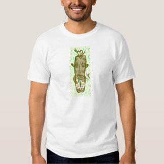 Smoking Tiki Shirt