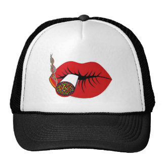 SMOKINGLIPS TRUCKER HAT