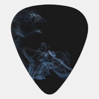 Smoky Guitar Pick