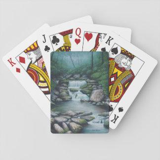 Smoky Mountain Creek Playing Cards