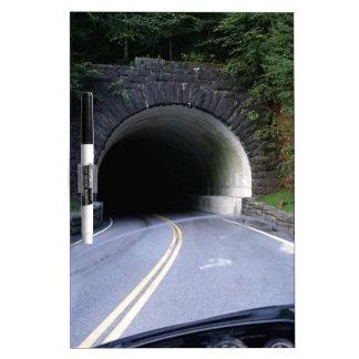 Smoky Mountain Tunnel Dry Erase Whiteboard