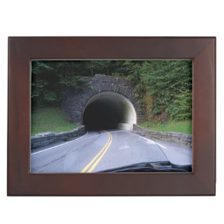 Smoky Mountain Tunnel Keepsake Box