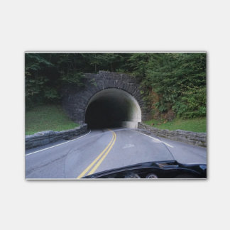 Smoky Mountain Tunnel Post-it® Notes