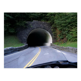 Smoky Mountain Tunnel Postcard