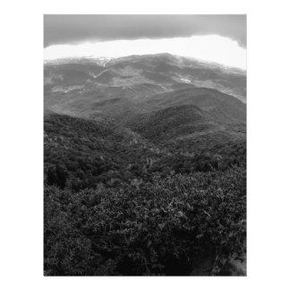 Smoky mountains letterhead